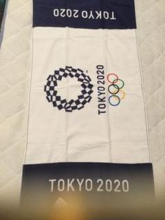 "Thumbnail of ""東京2020オリンピック 公式バスタオル 未使用 即日発送"""