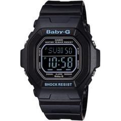 カシオ BABY-G スポーティデザイン 腕時計 ブラック