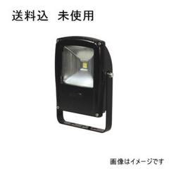 """Thumbnail of """"未使用 NICHIDO LEDフラットライト10W LEN-F10D-BK"""""""