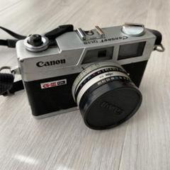 "Thumbnail of ""canon canonnet QL19 フィルムカメラ 昭和 年代物"""