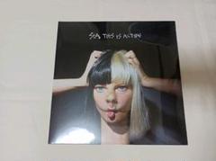 "Thumbnail of ""未開封 Sia - This is Acting [LPレコード]"""