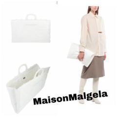 "Thumbnail of ""MM6 Maison Margiela/ハンドバッグ/ホワイト"""