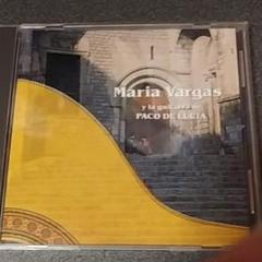 "Thumbnail of ""Maria vargas アリア・バリガス カンテ・フラメンコの名"""