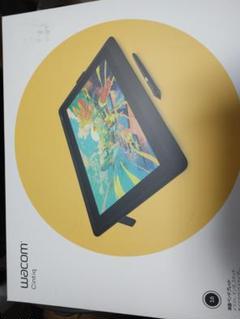 "Thumbnail of ""Wacom Cintiq 16 FHD ブラック DTK1660K1D"""