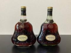 "Thumbnail of ""古酒 未開栓 Hennessy XO 700ml 40% 2本セット"""