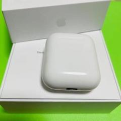 """Thumbnail of """"AirPods エアーポッズ 第二世代 充電ケース Apple正規品"""""""