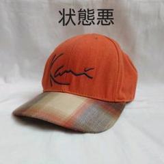 """Thumbnail of """"90年代 当時物 KARL KANI カールカナイ キャップ 帽子 アメリカ製"""""""