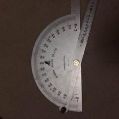 "Thumbnail of ""シンワ測定 プロトラクター 1m シンワ"""