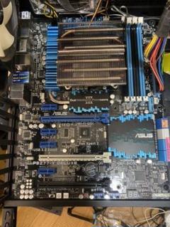 "Thumbnail of ""ベアボーン高性能マザーボードセットASUSP8Z77V DELUXE Core"""