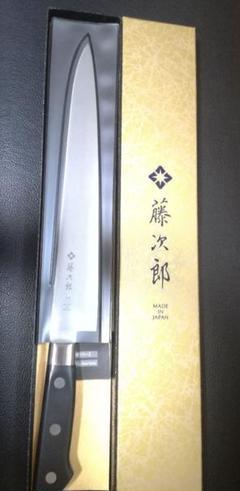 "Thumbnail of ""藤次郎 口金付 筋引き両刃 270mm"""