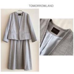 """Thumbnail of """"TOMORROWLAND ★ ノーカラー スーツ"""""""