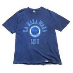 "Thumbnail of ""【70s】USA製 crayzy shirts カレッジロゴ Tシャツ ネイビー"""