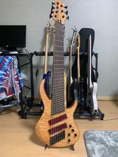 "Thumbnail of ""7弦ベース ファンフレット inyen vina ジャンク品"""