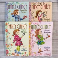 """Thumbnail of """"チャプターブック Nancy Clancy 4冊セット 箱付き"""""""