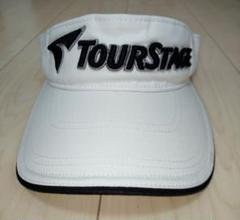 "Thumbnail of ""TOUR STAGE golfサンバイザー"""