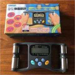 "Thumbnail of ""美品 OMRON オムロン 体脂肪計 HBF-302 【購入定価7875円】"""
