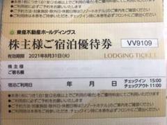 "Thumbnail of ""東急不動産ホールディングス優待券 2枚"""