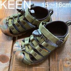 "Thumbnail of ""KEEN キーン サンダル たぶん15.0〜16.0cm"""