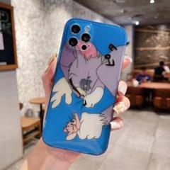 "Thumbnail of ""iPhone12 ケース cat  透明"""