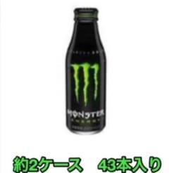 "Thumbnail of ""モンスターエナジー ボトル缶 約2ケース 43本入り"""