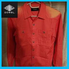 "Thumbnail of ""DOWBL ウェスタンフラミンゴシャツ size 42"""