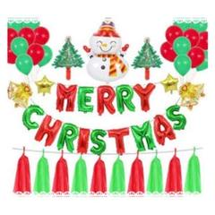 "Thumbnail of ""【セール★】クリスマス 飾り 風船 バルーン ツリー ホームパーティー 玄関"""