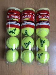 "Thumbnail of ""ダンロップ St.JAMES  3缶 12球"""