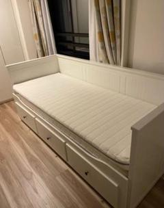 """Thumbnail of """"たかこ様専用購入できません。IKEA ヘムネス ベッド"""""""