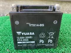 "Thumbnail of ""ユアサ YUASA バッテリー YTX14-BS CB1300SF"""