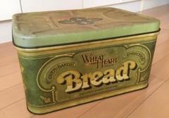 "Thumbnail of ""ビンテージ 蓋つき Bread ブリキ缶 Made in USA"""