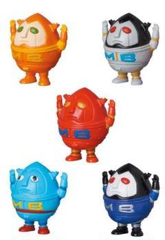 "Thumbnail of ""5800円→3999円♡ VAG3 スーパーロボット マッドバロン 全5種セット"""
