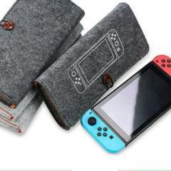 "Thumbnail of ""Switchスイッチ 携帯用ケース保護カバー 超スリム ナイロン保護バッグ 深"""