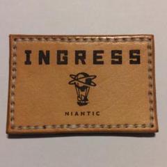 "Thumbnail of ""Ingress nianticパッチ 75mm×50mm"""