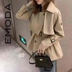 "Thumbnail of ""EMODA 2way トレンチカバーコート ワンピース"""