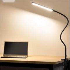 "Thumbnail of ""デスクライト 10W LED目に優しい 電気スタンド 調光調色 自然光 視力ケア"""