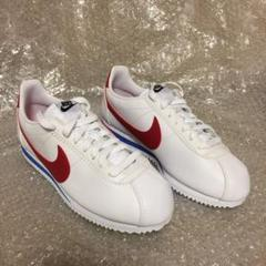 "Thumbnail of ""NIKE WMNS CLASSIC CORTEZ LEATHER 白 スニーカー"""