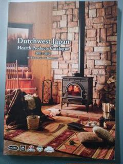 """Thumbnail of """"USA Dutchwest ダッチウェスト カタログ 薪ストーブ パンフレット"""""""