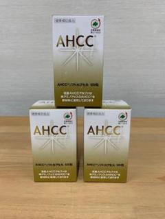 "Thumbnail of ""活里AHCCα ソフトカプセル 120粒【3個】"""