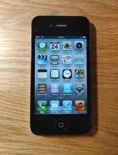"Thumbnail of ""iPhone4 16GB Black Softbank"""