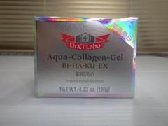 "Thumbnail of ""薬用アクア コラーゲン ゲル 美白 EX N 120g オールインワン"""