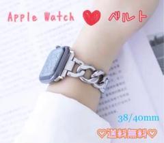 "Thumbnail of ""セール♡Apple Watch ベルト♡ バンド シングル♡ 38/40㎜"""