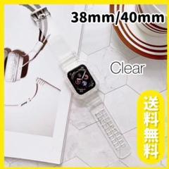 "Thumbnail of ""38/40mm Apple Watch クリア ベルト 透明 アップルウォッチ"""
