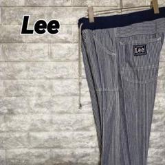 """Thumbnail of """"Lee 40500 ヒッコリー ストライプ イージーパンツ クロップド"""""""
