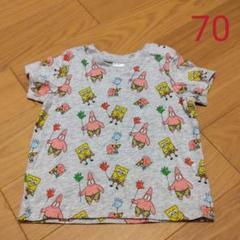 """Thumbnail of """"スポンジボブ Tシャツ 70 ベビー"""""""
