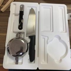 "Thumbnail of ""ノースイーグル キャンプ用品 食器セット+キャプテンスタッグ ツールセット"""
