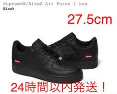 "Thumbnail of ""SUPREME × NIKE AIR FORCE 1 LOW BLACK"""
