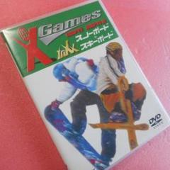 "Thumbnail of ""ESPN X-GAME TRIXX スノーボード+スキーボード DVD"""