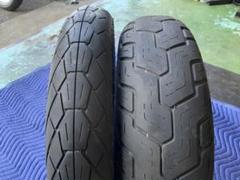 """Thumbnail of """"DUNLOP QUALIFIER D404  フロント リア"""""""