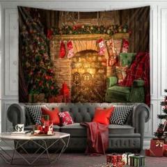 """Thumbnail of """"クリスマス?イブ タペストリー おしゃれ壁掛け 装飾布欧米風インテリア多機能7"""""""