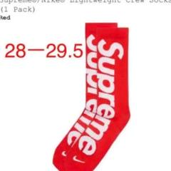 "Thumbnail of ""Supreme® Nike® ナイキ ソックス socks 完売 コラボ 希少"""